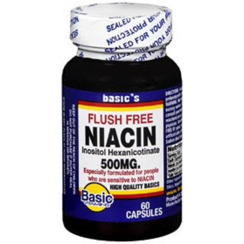 Basic's Niacin Supplement, 1/BT