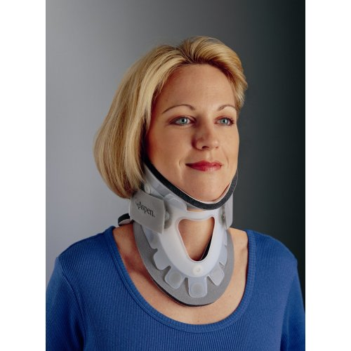 ProCare® Aspen® Rigid Cervical Collar with Replacement Pads, 1/EA