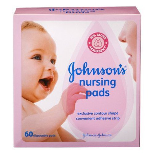 Johnson's® Nursing Pad, 60/BX