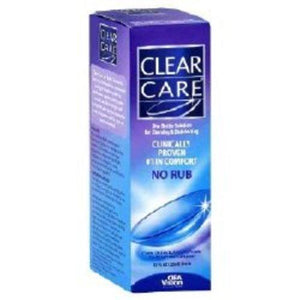 Clear Care® Contact Lens Solution, 1/EA