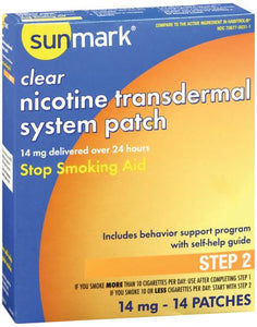 sunmark® Stop Smoking Aid - Step 2, 14/BX