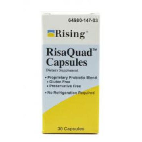 RisaQuad™ Probiotic Dietary Supplement, 1/BT