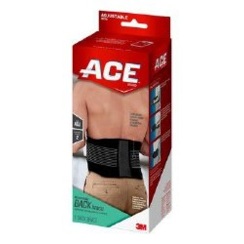 ACE™ Adjustable Back Brace, 1/EA