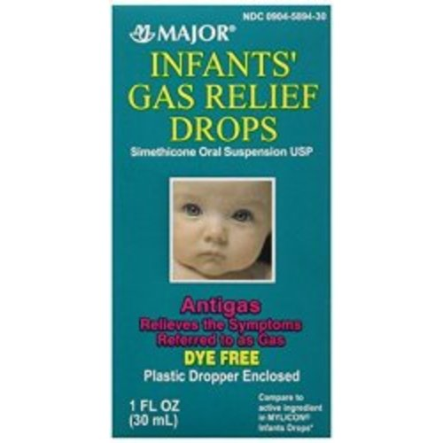 Major® Infant Gas Relief, 1/EA
