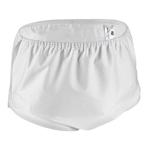 Sani-Pant™ Adult Pull On Protective Underwear, Large, White, 1/EA