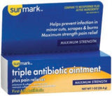 sunmark® First Aid Antibiotic, 1/EA