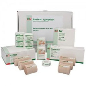 Rosidal® Lymphset 4 Layer Compression Bandage System, varies from layer to layer, 1/BX