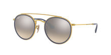 Carregar imagem no visualizador da galeria, RAY-BAN ROUND DOUBLE BRIDGE RB3647-N