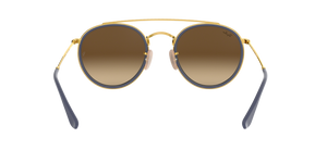 RAY-BAN ROUND DOUBLE BRIDGE RB3647-N - Óticas Arcoverde