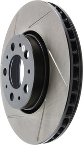Stoptech Slotted Rotors for 240 Medium Brake Upgrade