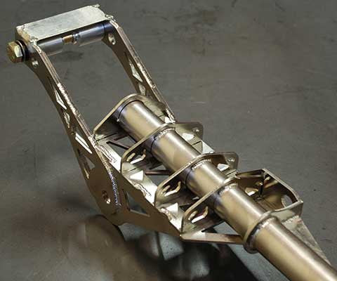 240 Adjustable Trailing Arms & Rear Coilover Conversion