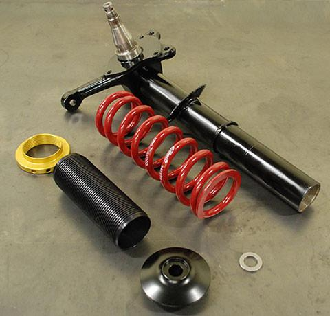 240 Coilovers with Koni Dampers for Lifted Applications