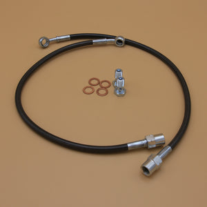 240 Medium Brake SS Brake Line Kit
