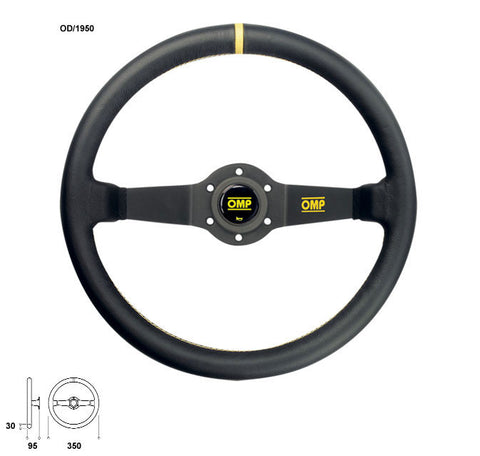 OMP Rally Wheel
