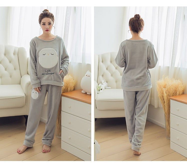 Shonlo | Autumn Winter Womens Pajama