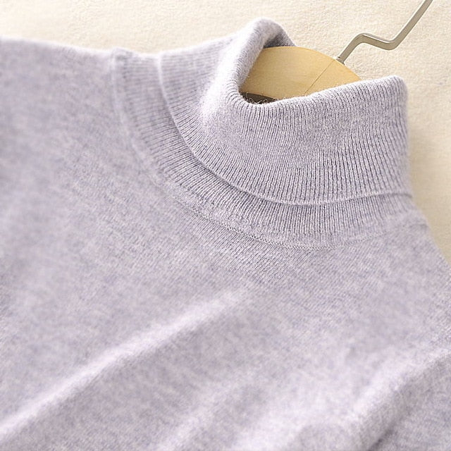 Shonlo | Cashmere Kintted Sweater