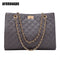 Shonlo | Women Bags Designer Leather Chain Large Shoulder
