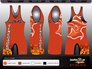 Ohio Renegades Singlet