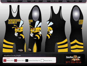 Woodford County Singlet