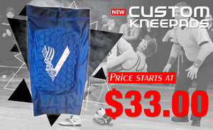 Custom KneePads with Graphics