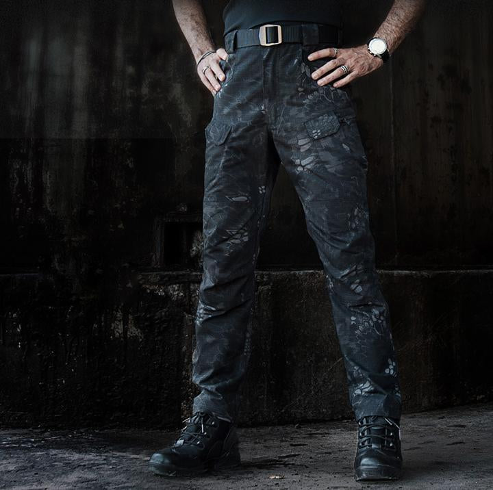(Buy 2 get free shipping)--Camouflage Tactical Pants