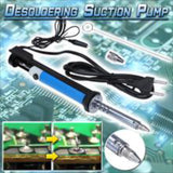 【LIMITED TIME 60% OFF OFFER】- Desoldering Suction Pump