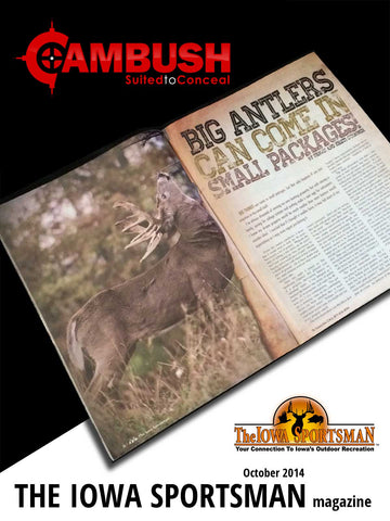 Iowa Sportsman Magazine - October 2014