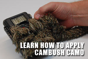 Learn how to apply CAMBUSH camo by following these instructions.