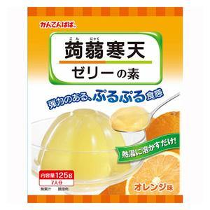 Kantenpapa Konjac Jelly Mix Orange 7 Servings 4.40oz