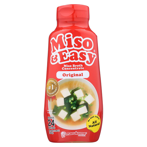 Marukome Miso Broth Concantrate Original, 13.8oz / 390g