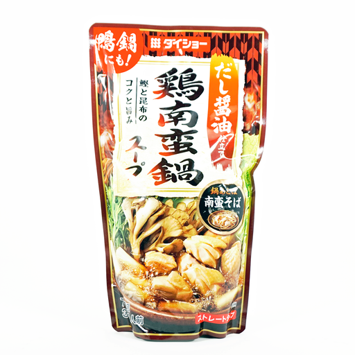 Daisho Torinanban Nabe Soup for Hot Pot 1.6lb/750g