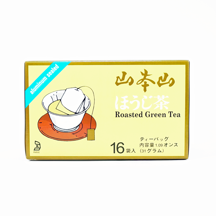 Yamamotoyama Roasted Green Tea Hoji-cha 1.09oz / 31g