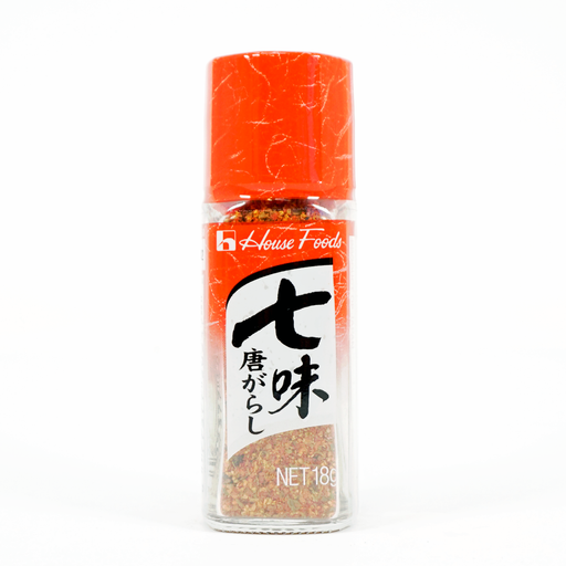 House Shichimi Tougarashi Net Wt. 0.63oz
