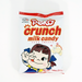 FUJIYA Peko Crunch Milk Candy Peko Sweets 1.80oz / 51.2g