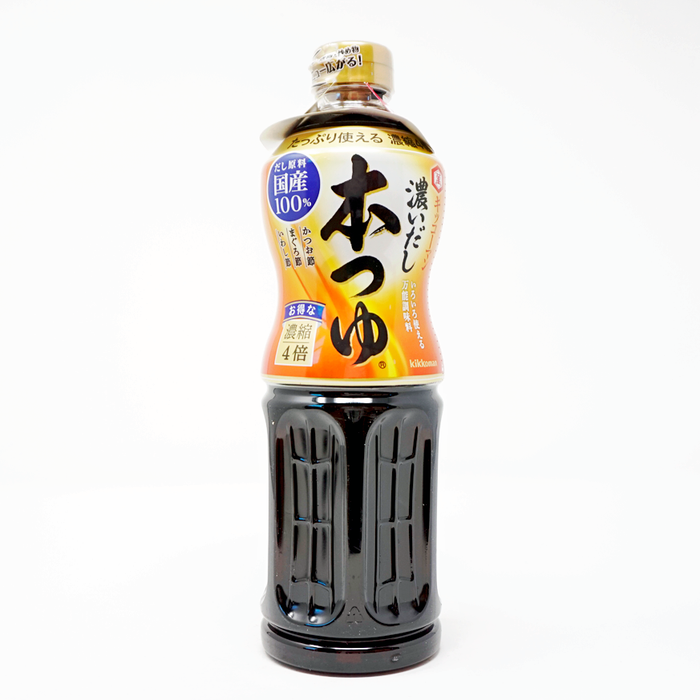 Kikkoman Hontsuyu Soup and sauce base (Concentrated) 33.81fl oz/1L