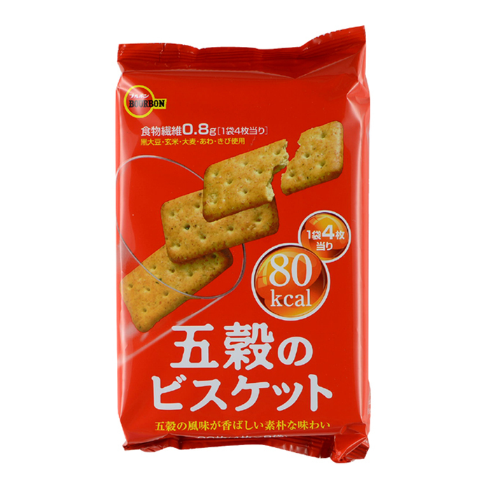 BOURBON Gokoku no Biscuits 4.69 oz/133g