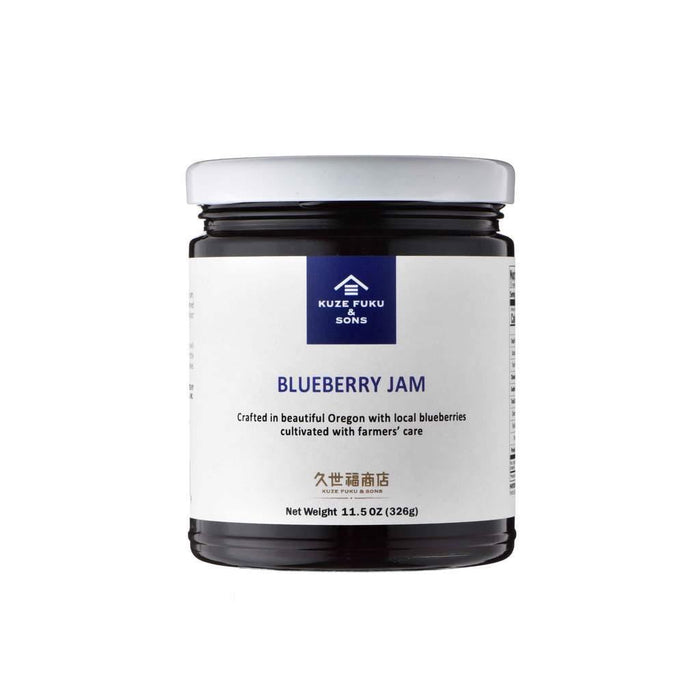 KUZEFUKU BLUEBERRY JAM 11.5 oz.