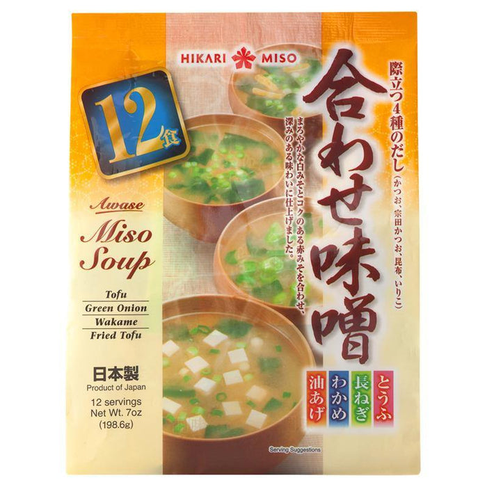 Instant Miso Soup Awase
