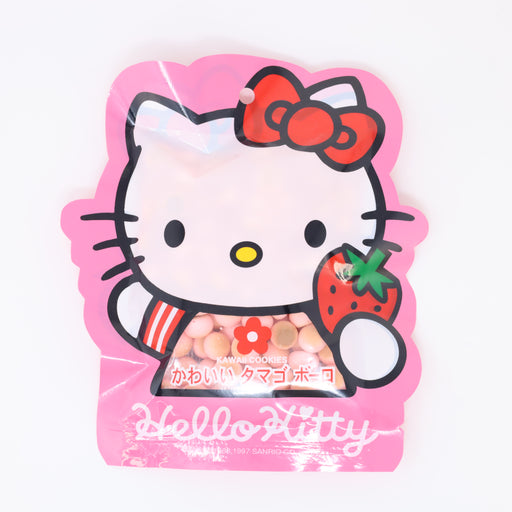Hello Kitty Kawaii Strawberry Tamago Boro Cookies 2.12oz/60g