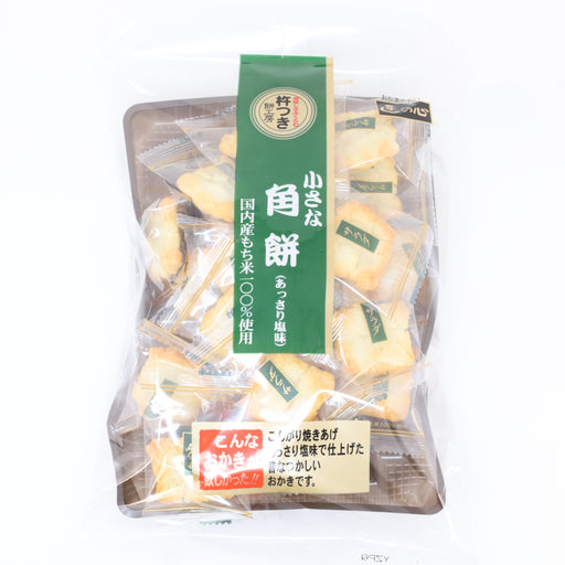 Maruhiko Kakumochi Assari Shio Rice Cracker 3.3oz/96g