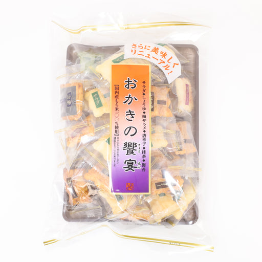 MaruhikoOkaki no Kyoen Rice Cracker 27p 4.1oz/117.1g