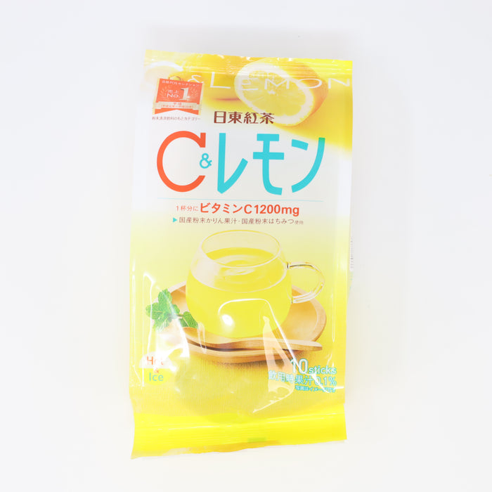 NITTO KOUCHA C and Lemon 10bags 3.46oz/98g - GOHAN Market