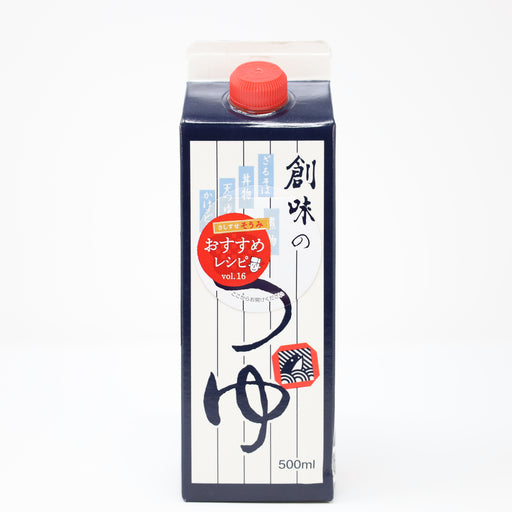 Somi Tsuyu Japanese Concentrated bonito base Soup 16.9fl oz/500ml