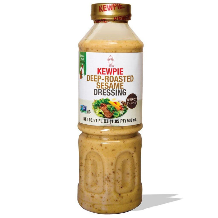 KEWPIE DEEP-ROASTED SESAME DRESSING 16.91oz/500ml