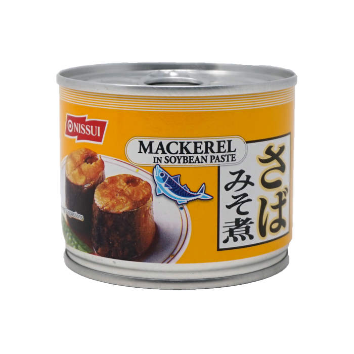 NISSUI Mackerel in SoyBean Paste 6.70oz