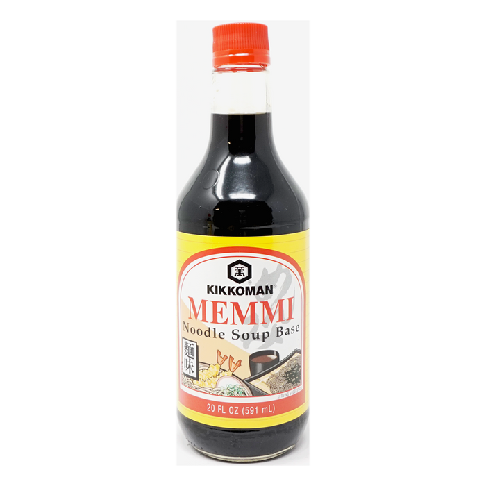 Kikkoman Menmi Noodle Soup Large (Concentrated) 20.8fl oz
