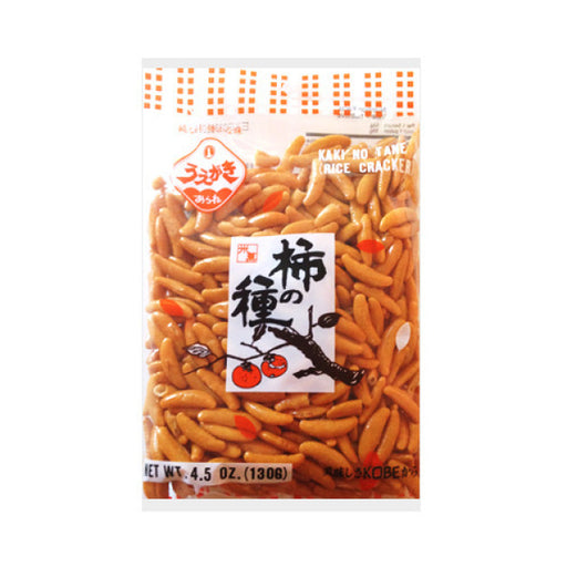 Uegaki Baked Rice Cracker Kaki No Tane 4.5oz