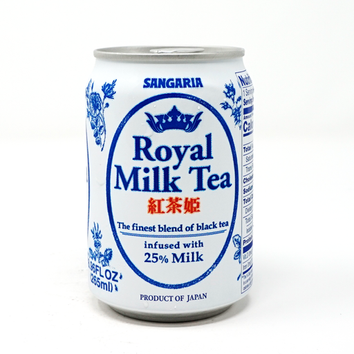Sangaria Royal Milk Tea, 9.47 fl oz