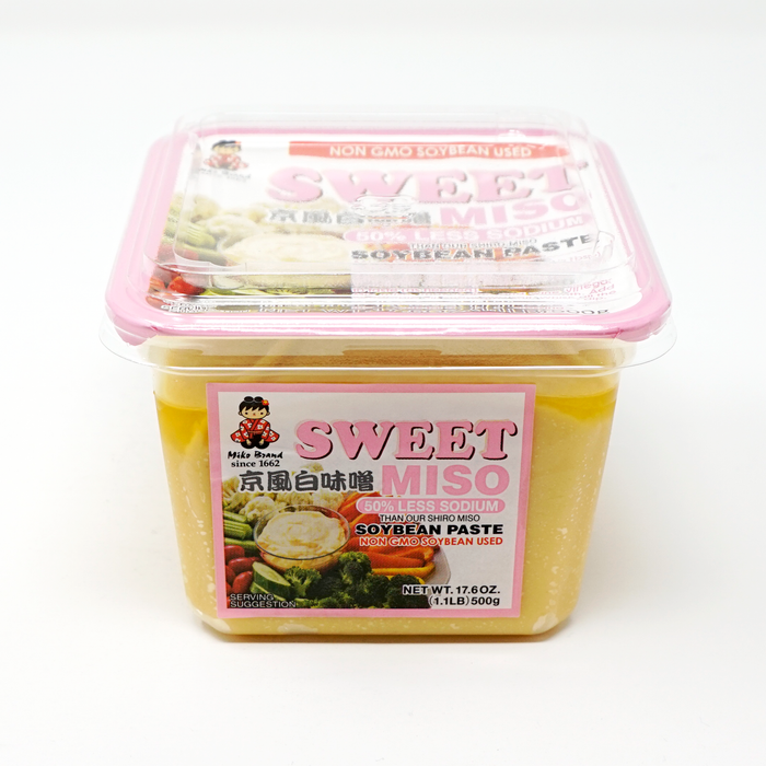 Shinsyu-ichi Sweet Miso Cup 50% Less Sodium 17.6oz