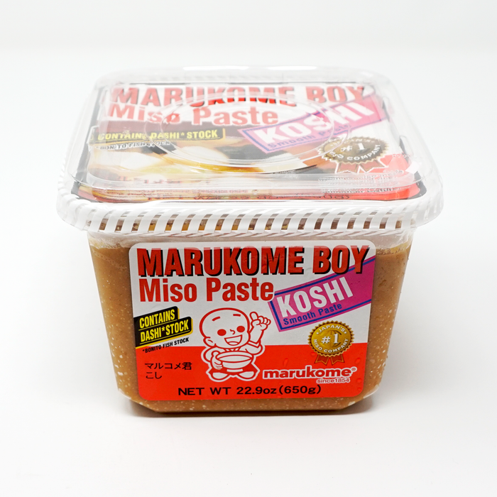 Marukome Boy Miso Paste (Koshi) 22.9oz